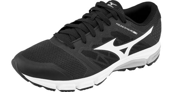 Mizuno Synchro MD 2 Shoes Men Black/White/Griffin